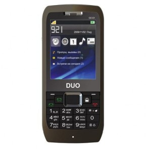 Duo GC121 TV cdma+gsm-1