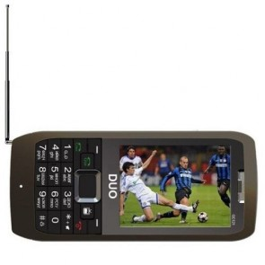 Duo GC121 TV cdma+gsm